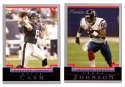 2004 Bowman Football Team Set - HOUSTON TEXANS