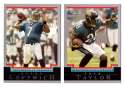 2004 Bowman Football Team Set - JACKSONVILLE JAGUARS
