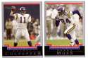 2004 Bowman Football Team Set - MINNESOTA VIKINGS