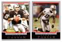 2004 Bowman Football Team Set - OAKLAND RAIDERS