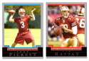 2004 Bowman Football Team Set - SAN FRANCISCO 49ERS