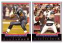 2004 Bowman Football Team Set - SEATTLE SEAHAWKS