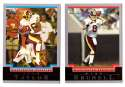 2004 Bowman Football Team Set - WASHINGTON REDSKINS