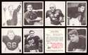 1948 Bowman Football Reprints Team Set - CHICAGO BEARS