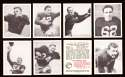 1948 Bowman Football Reprints Team Set - CHICAGO CARDINALS