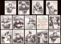 1948 Bowman Football Reprints Team Set - NEW YORK GIANTS