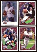 2008 Upper Deck Heroes Devin Hester 33-36 Chicago Bears
