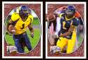 2008 Upper Deck Heroes DeSean Jackson RC 137-138 California Golden Bears