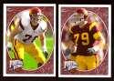 2008 Upper Deck Heroes Sam Baker RC 189-190 USC Trojans