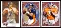 2008 Upper Deck Heroes John Elway 231-233 Denver Broncos