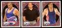2008 Upper Deck Heroes Rulon Gardner 258-260 Team U.S.A. Wrestler