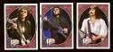 2008 Upper Deck Heroes Tony Iommi 264-266 Black Sabbath