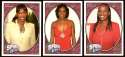 2008 Upper Deck Heroes Jackie Joyner-Kersee 267-269
