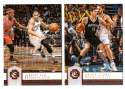 2016-17 Panini Excalibur Basketball Team Set - Brooklyn Nets