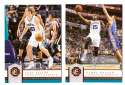 2016-17 Panini Excalibur Basketball Team Set - Charlotte Hornets