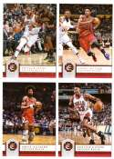 2016-17 Panini Excalibur Basketball Team Set - Chicago Bulls
