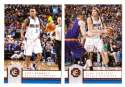 2016-17 Panini Excalibur Basketball Team Set - Dallas Mavericks