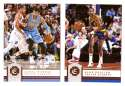 2016-17 Panini Excalibur Basketball Team Set - Denver Nuggets