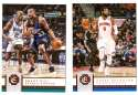 2016-17 Panini Excalibur Basketball Team Set - Detroit Pistons