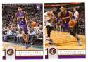 2016-17 Panini Excalibur Basketball Team Set - Los Angeles Lakers
