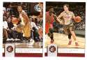 2016-17 Panini Excalibur Basketball Team Set - Miami Heat