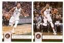 2016-17 Panini Excalibur Basketball Team Set - Milwaukee Bucks