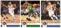 2016-17 Panini Excalibur Basketball Team Set - Oklahoma City Thunder (SuperSonics)