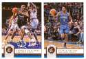 2016-17 Panini Excalibur Basketball Team Set - Orlando Magic