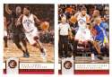2016-17 Panini Excalibur Basketball Team Set - Toronto Raptors