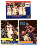 2010-11 Donruss Basketball Team Set - Atlanta Hawks