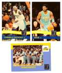 2010-11 Donruss Basketball Team Set - Denver Nuggets