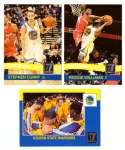 2010-11 Donruss Basketball Team Set - Golden State Warriors