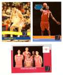 2010-11 Donruss Basketball Team Set - Houston Rockets