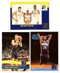 2010-11 Donruss Basketball Team Set - Indiana Pacers
