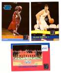 2010-11 Donruss Basketball Team Set - Los Angeles Clippers