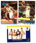 2010-11 Donruss Basketball Team Set - Memphis Grizzlies