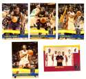 2010-11 Donruss Basketball Team Set - Miami Heat