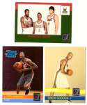 2010-11 Donruss Basketball Team Set - Milwaukee Bucks