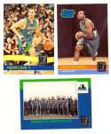 2010-11 Donruss Basketball Team Set - Minnesota Timberwolves