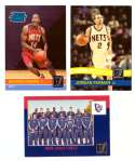 2010-11 Donruss Basketball Team Set - New Jersey Nets