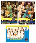 2010-11 Donruss Basketball Team Set - New Orleans Hornets
