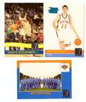 2010-11 Donruss Basketball Team Set - New York Knicks