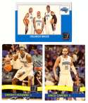 2010-11 Donruss Basketball Team Set - Orlando Magic