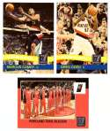 2010-11 Donruss Basketball Team Set - Portland Trail Blazers