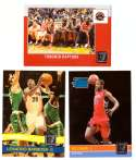 2010-11 Donruss Basketball Team Set - Toronto Raptors