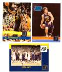 2010-11 Donruss Basketball Team Set - Utah Jazz