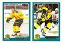 2003-04 Topps (1-330) Hockey Team Set - Boston Bruins