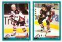 2003-04 Topps (1-330) Hockey Team Set - Buffalo Sabres