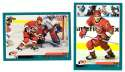 2003-04 Topps (1-330) Hockey Team Set - Carolina Hurricanes