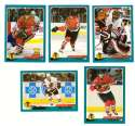 2003-04 Topps (1-330) Hockey Team Set - Chicago Blackhawks